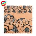 африканская Анкара настоящий реальный Анти-статические воск реального ткань печати