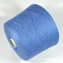 New Recycled Cotton Open End Weaving Exhibition Yarn