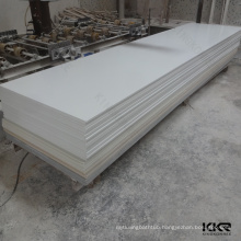 Polyester resin solid surface shower wall panels