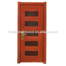 Мода Меламин Качания Стиле Деревянная Дверь