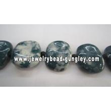 Square Ceramic beads