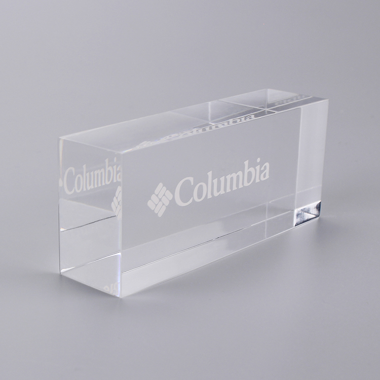 Lucite Display Blocks