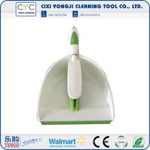 Conjunto de escovas de limpeza para uso doméstico Conjunto de escovas para vassouras