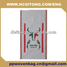 pp woven sugar bags with PE liner