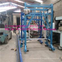 Máquina accionada eléctrica madera motosierra de la máquina de la serrería de la lámina