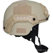 Военный баллистический арамидный шлем
