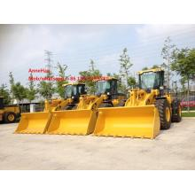 Kapasitas bucket 3m3 5T Wheel Loader