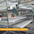 H-Frame Broiler Geflügelausrüstung