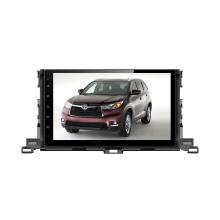 Yessun Navigation GPS de voiture Android de 10,2 pouces pour 2015 Toyota Highlander (HD1042)