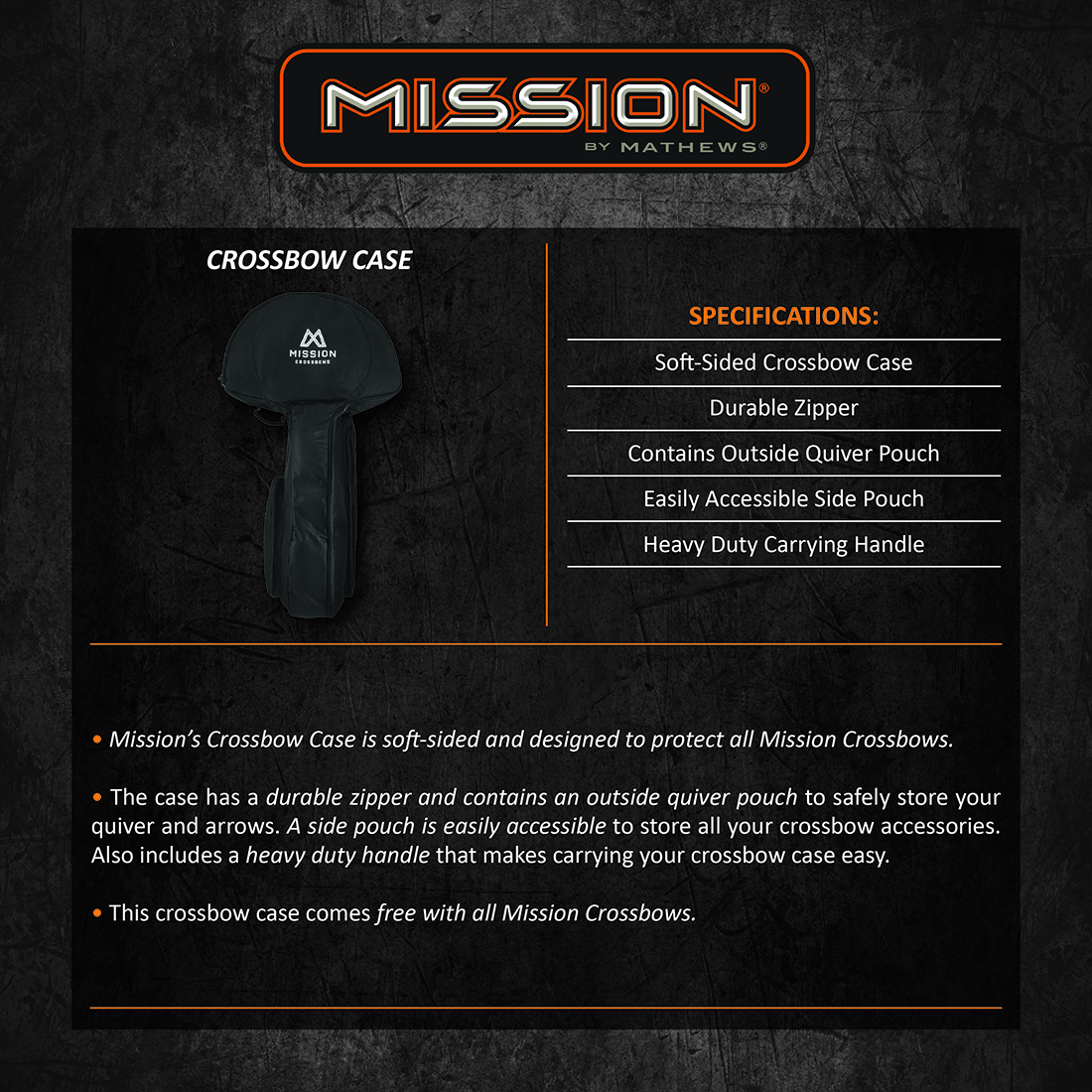 Mission_Crossbow_Case_Product_Description