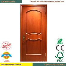 Placage porte affleurante de la peau de la porte