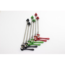 High modulus titanium quick release/ Light Weight Titanium skewers