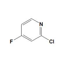 2-Cloro-4-Fluoropiridina N ° CAS 34941-91-8
