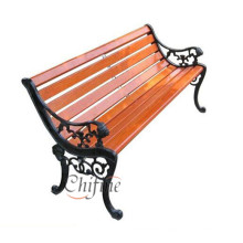 Metal Cast Ductile Iron Graden Bench