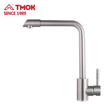 China torneira sanitária torneira de cozinha de latão de alta qualidade torneiras de lavagem de água dn15