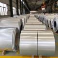 Bobine de métal enduit de zinc