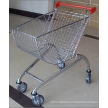 Atacado dobrável carrinho de compras Yd-T4