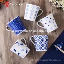 Tazas personalizadas taza de China del hueso