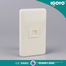 4 Core Tel Socket para el mercado de Filipinas