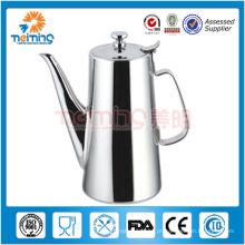 Panela de café de gotejamento de aço inoxidável 2.5L