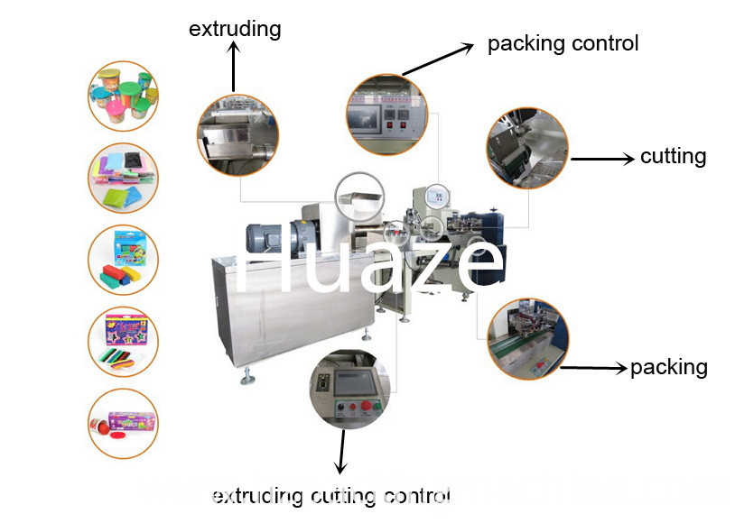 Automatic high quality cement flour packaging machine