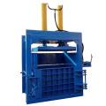 Waste plastic press PET bottle baler machine