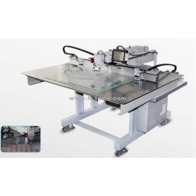 Очень крупногабаритная программируемая швейная машина с рисунком -Стильная область (1200x900мм)