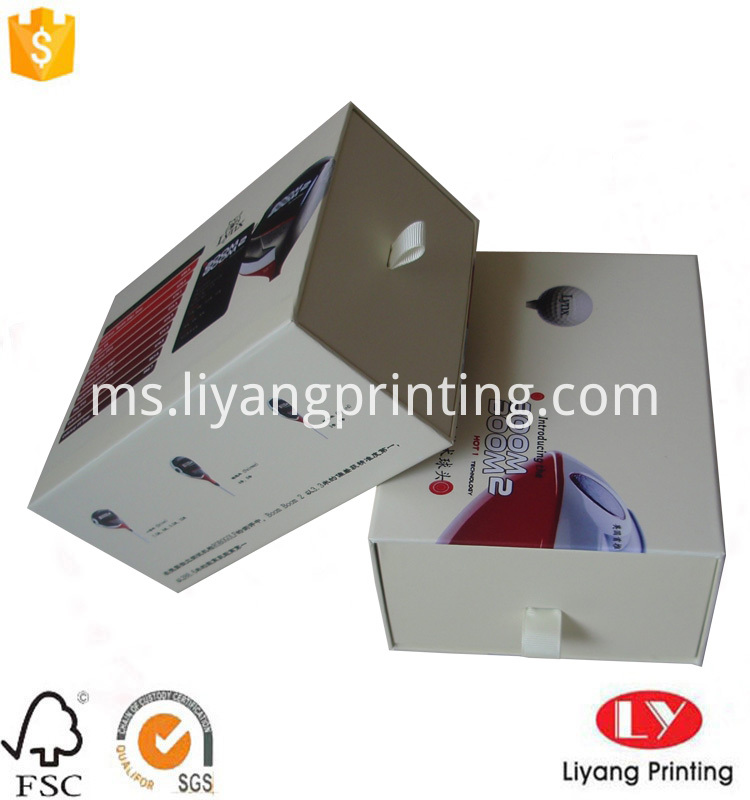 cardboard drawer box packaging