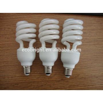 lâmpadas de poupança de energia de meia espiral 30W
