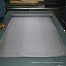 Écran de maille de fil de filtre d'acier inoxydable de Micron