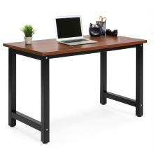 Table d'ordinateur design simple pas cher pour le bureau