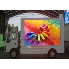 Outdoor Mobile LED Screen Truck Mounted LED Display