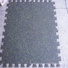 Indoor Rubber Gym Flooring