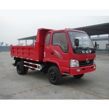 Sinotruk Cdw Light Duty Dump Truck 5t 4X2