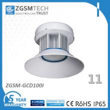 Lumière élevée de baie de la basse lumière LED de la baie 100W LED
