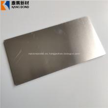 Paneles de aluminio en forma de panal para la venta