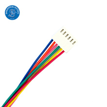 Faisceau de câblage d'assemblage de connecteur d'alimentation Molex