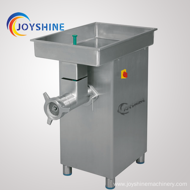 stainless steel electric manual meat mincer machine