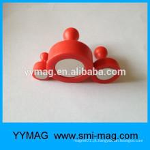 Ímanes de escritório / Ímanes de memorando / Pino magnético de empurrar
