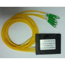 1 * 4 CWDM с разъемом ABS и разъемом SC / APC
