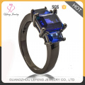 Black Copper Beautiful wedding Jewelry bridal set For Women