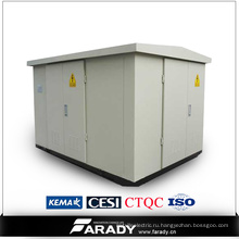 Трехфазный трансформатор 800kVA 13.8 кв Ла Subestacion