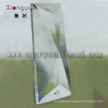 crystal irregular triangle shape for Chandelier Pendants