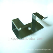 Custom Sheet stainless steel fixed hooks with holes