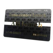 Top quality vip prepaid plastic id membership card with personalized logo PVC card print