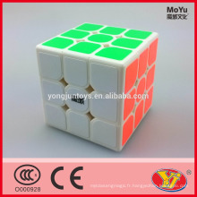 Haute qualité Moyu DianMa 3 * 3 Magic Speed Cube Intellect Toys
