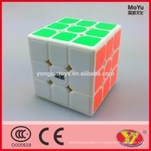 Высокое качество Moyu DianMa 3 * 3 Magic Speed Cube Интеллект игрушки