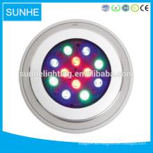 Luz de la fuente subacuática de la alta calidad IP68 LED 10-100w Color multi llevó las luces de la piscina para la fuente