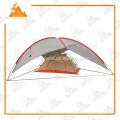 4.8 * 4.8 * 2 m de gran tamaño tienda de cortina-galpón playa ultra ligero toldo al aire libre