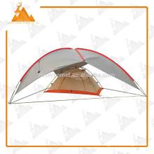 4.8 * 4.8 * 2m superdimensionada tenda de sombra-galpão evento toldo praia ultra leve